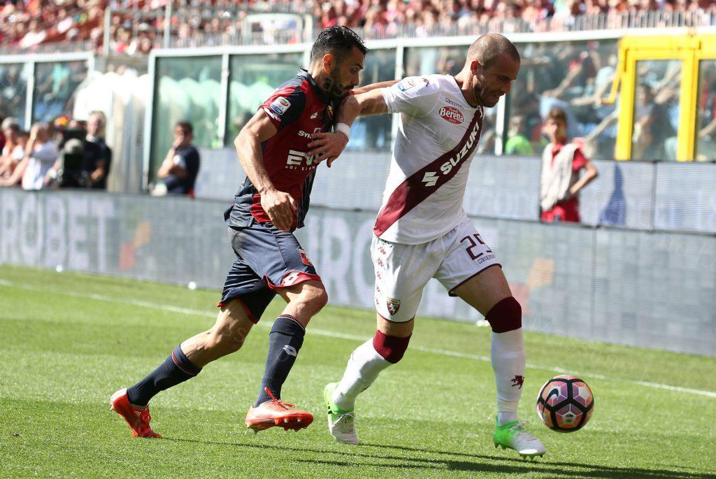 21/05/2017 Campionato di Calcio di serie A, Genoa-Torino
