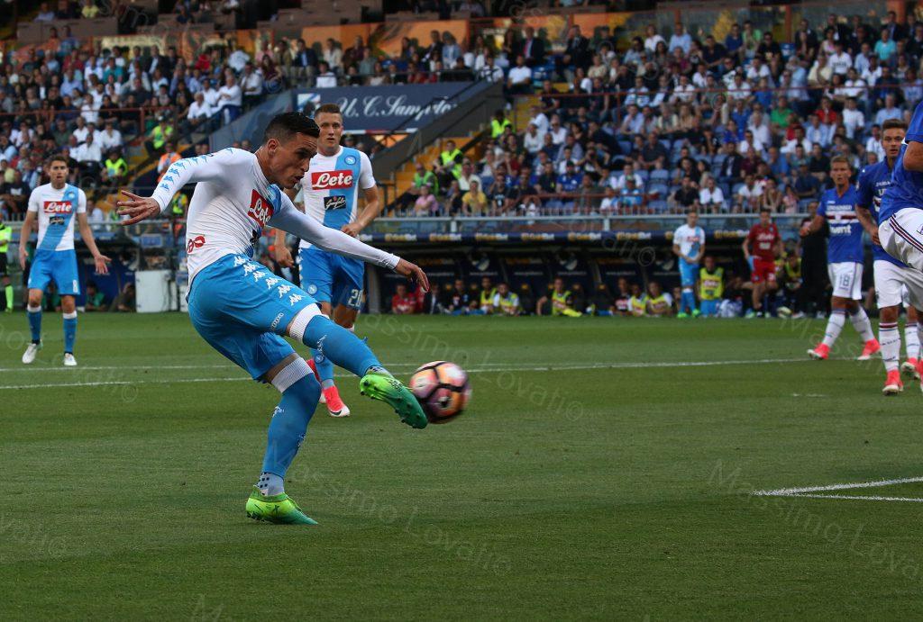28/05/2017 Campionato di Calcio di serie A, Sampdoria-Napoli
