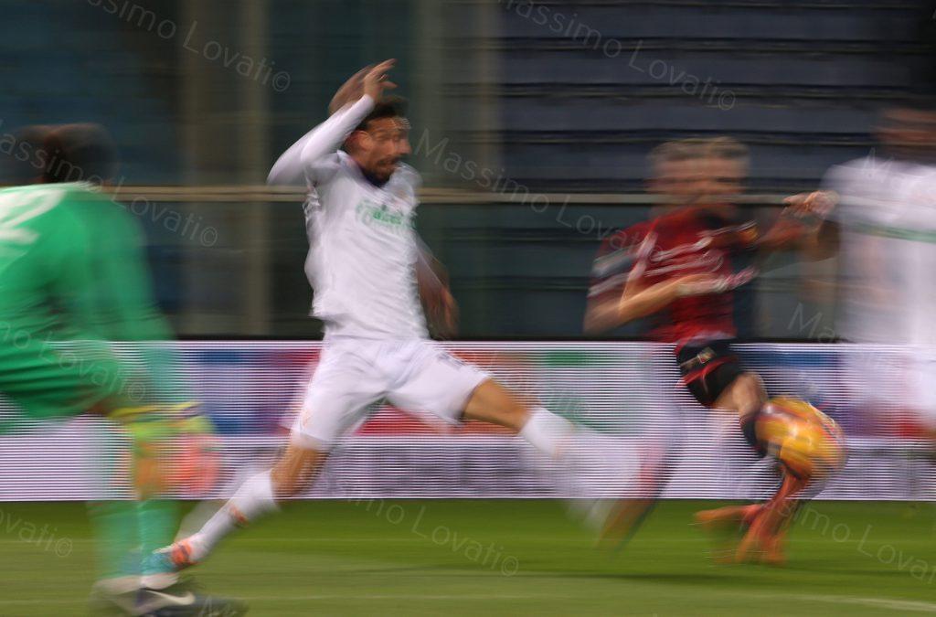 15/12/2016 Campionato di Calcio di serie A, Genoa-Fiorentina