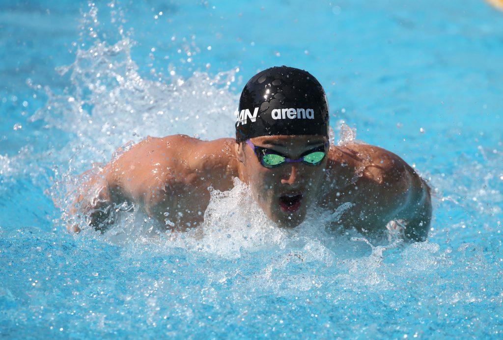 24/06/2017 Internazionali di Nuoto 54° Sette Colli, Roma Morning Hits