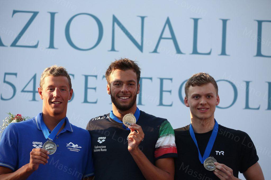 24/06/2017 Internazionali di Nuoto 54° Sette Colli, Roma Afternoon Finals