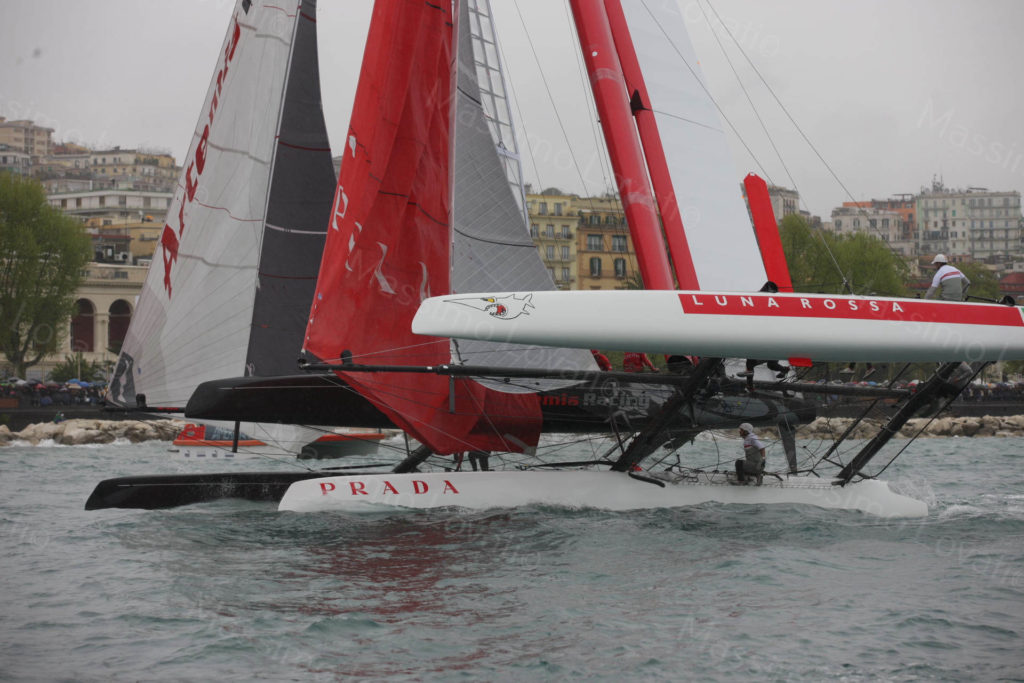 04/2012 – America's Cup World Series, Napoli