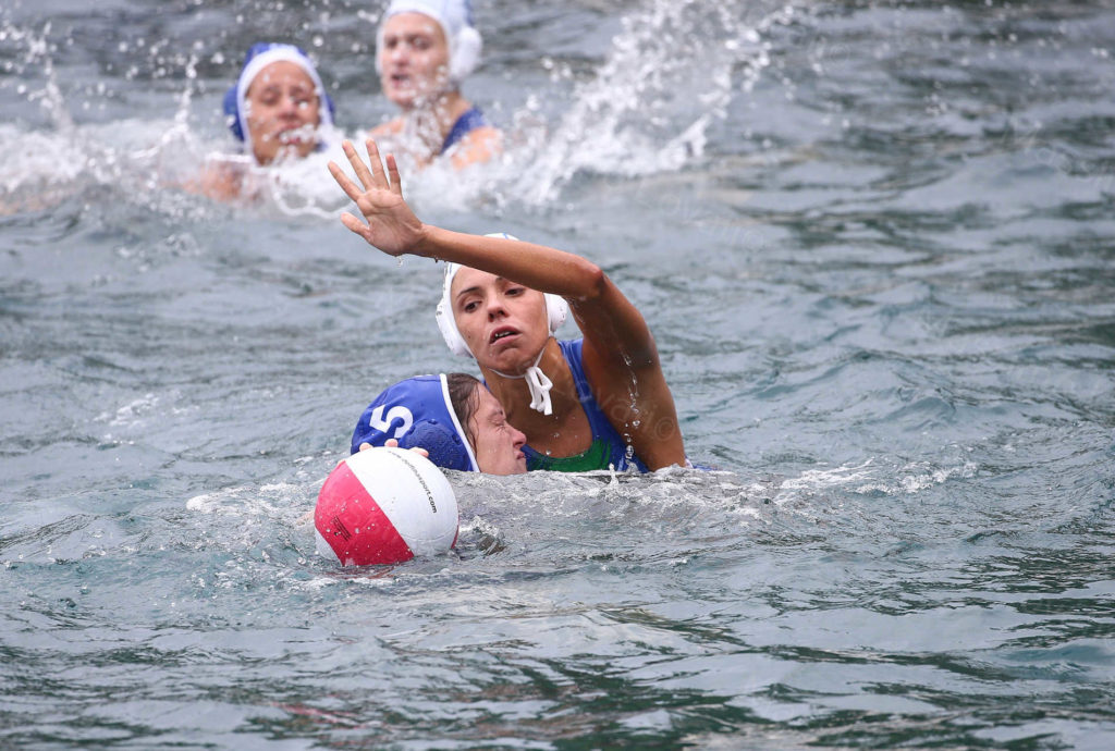 23/09/2017 Portofino, Waterpolo by the Sea Women, Italia – Francia
