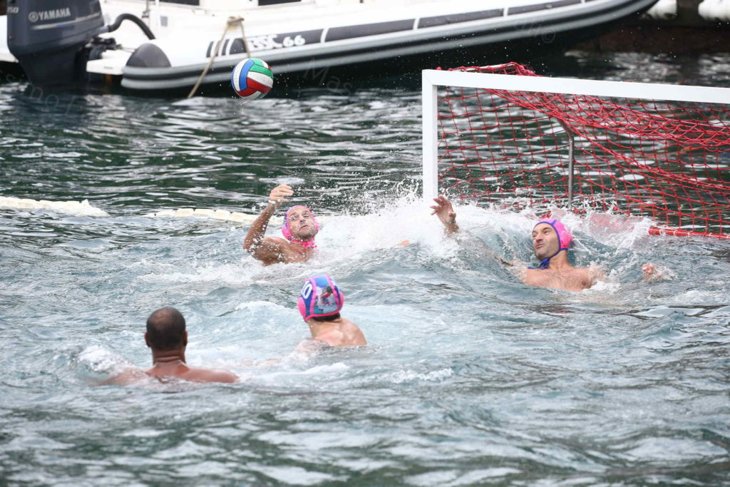 23/09/2017 Portofino, Waterpolo by the Sea Men, Italia – All Stars