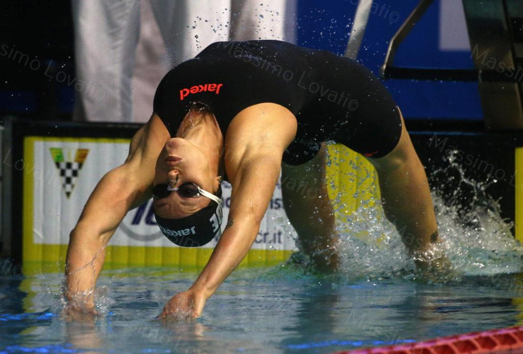 10/11/2017, Genova 44° Trofeo Internazionale di Nuoto Nico Sapio, Finali