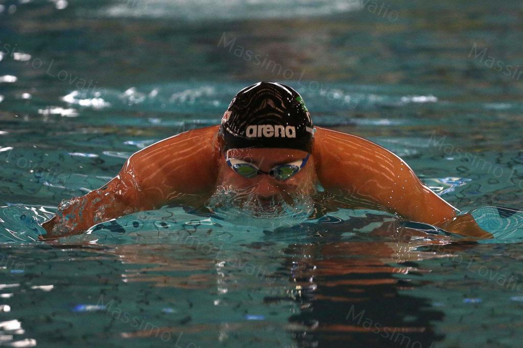 11/11/2017, Genova 44° Trofeo Internazionale di Nuoto Nico Sapio, Eliminatorie