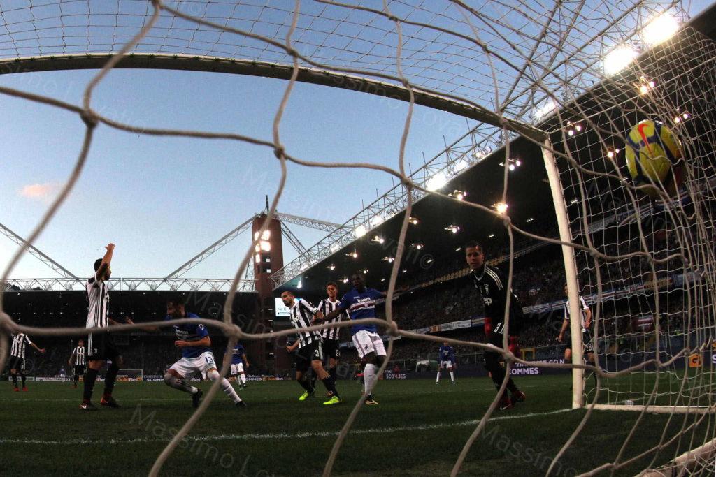19/11/2017 Genova, Campionato di Calcio Serie A 2017-2018, Sampdoria – Juventus
