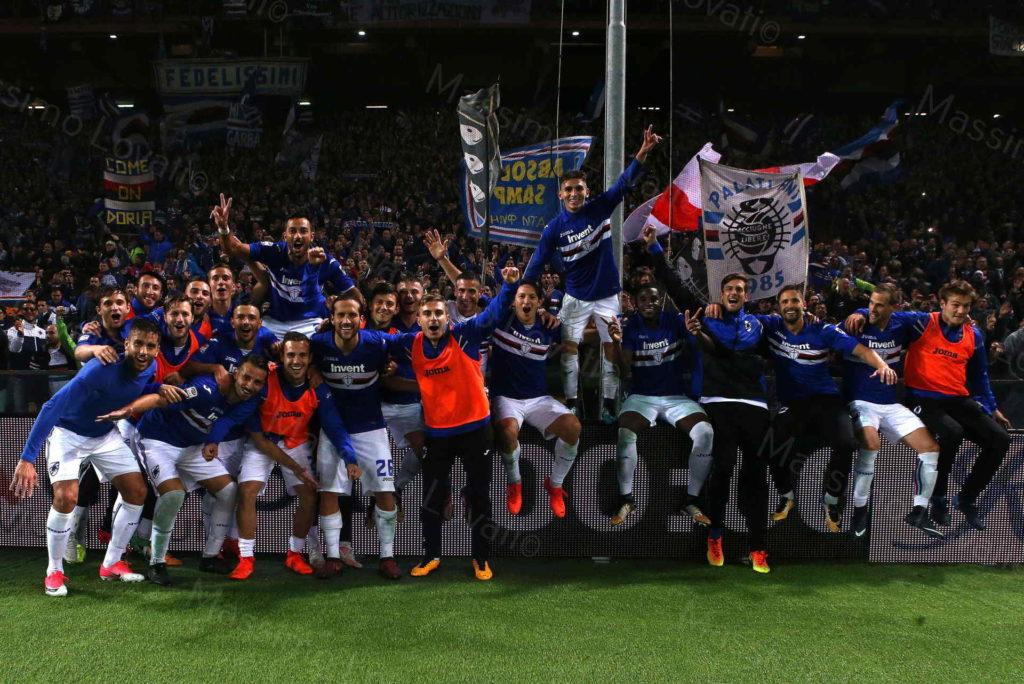 04/11/2017, Genova Campionato di Calcio Serie A 2017-2018, Genoa – Sampdoria