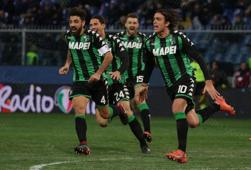 17/12/2017, Genova, Campionato di Calcio di Serie A 2017-2018, Sampdoria – Sassuolo