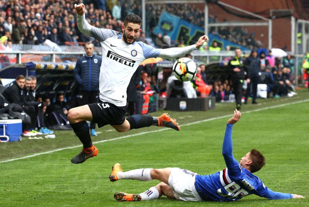 18/03/2018 Genova, Campionato di Calcio di serie A 2017-2018, Sampdoria – Inter