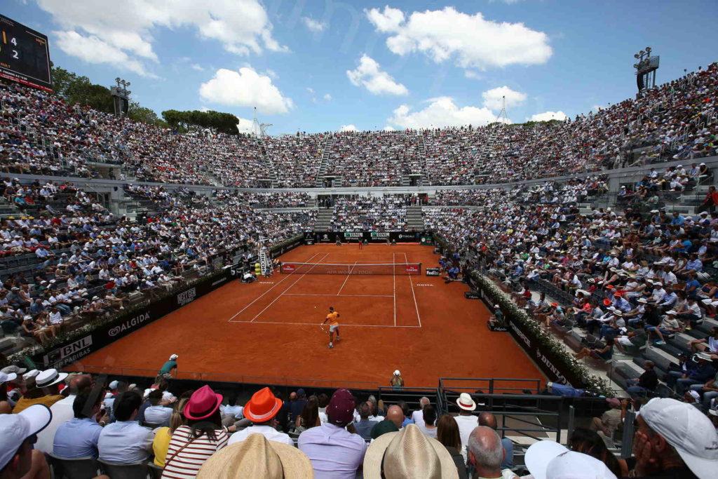 18/05/2018, Roma Internazionali BNL D'Italia, Nadal – Fognini