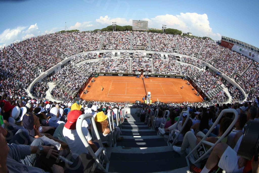 19/05/2018, Roma, Internazionali BNL D'Italia, Semifinale Nadal – Djokovic
