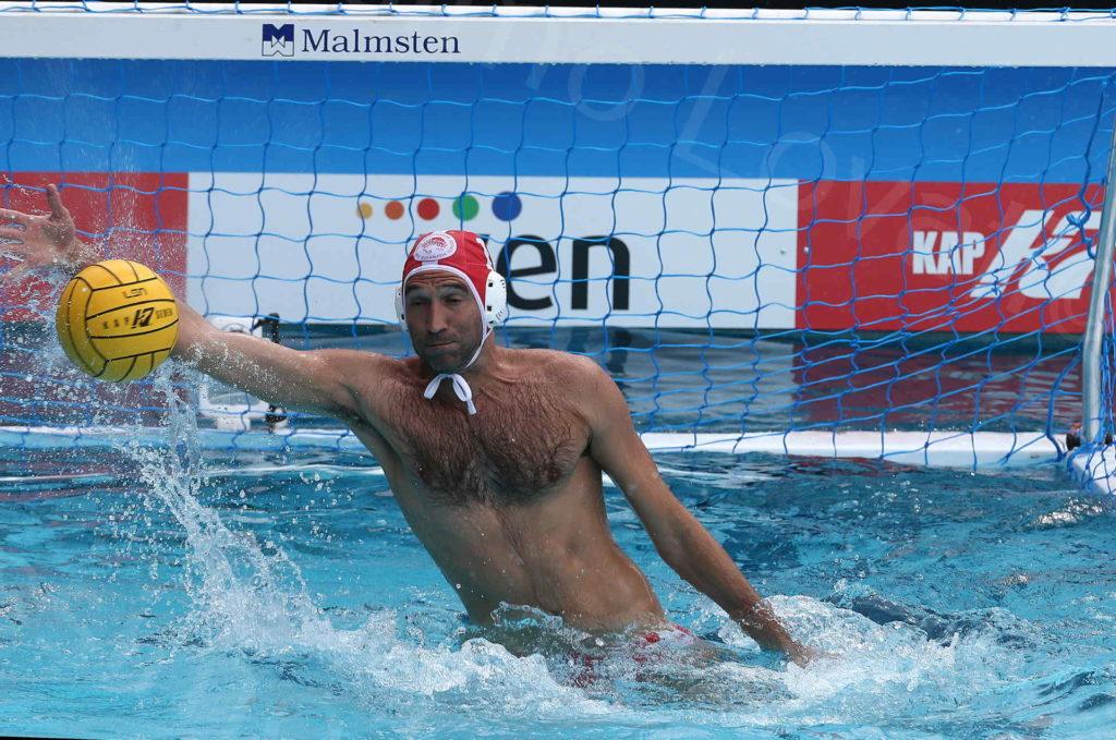 07/06/2018, Genova , Len Champions League, Olympiakos – Spandau
