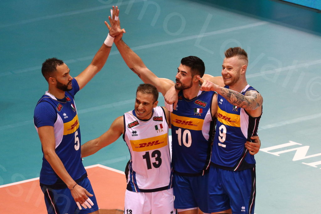 13/09/2018, Firenze, FIVB Volleyball Men's World Championship 2018, Italia-Belgio