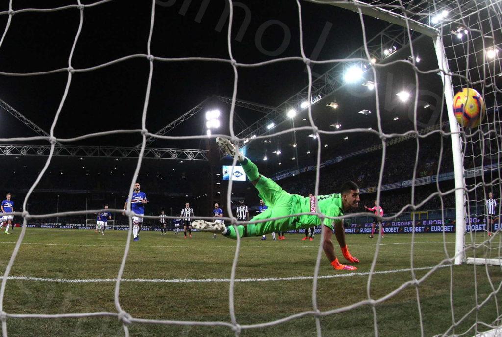 26/01/2019, Genova, Campionato di Calcio di Serie A 2018/2019, Sampdroria-Udinese