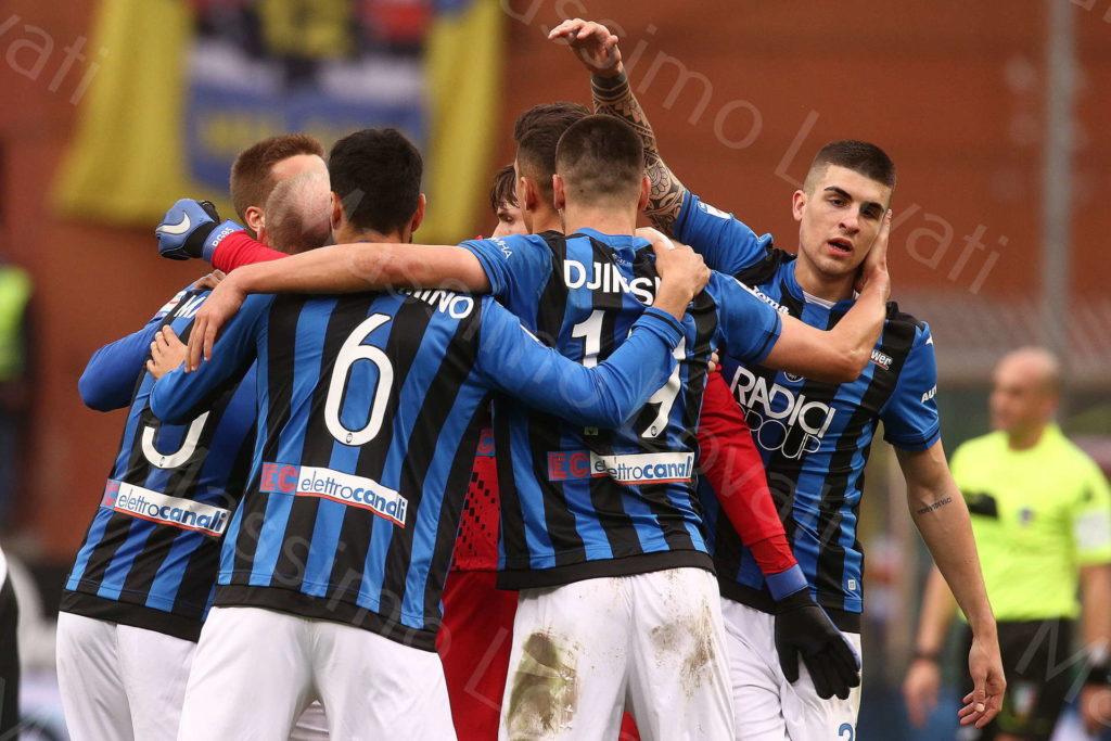 10/03/2019, Genova, Campionato di Calcio di Serie A 2018/2019, Sampdoria- Atalanta