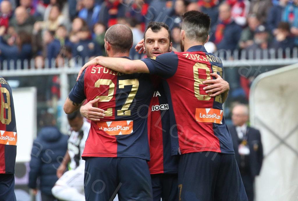 17/03/2019,Genova, Campionato di Calcio Serie A 2018/2019, Genoa-Juventus