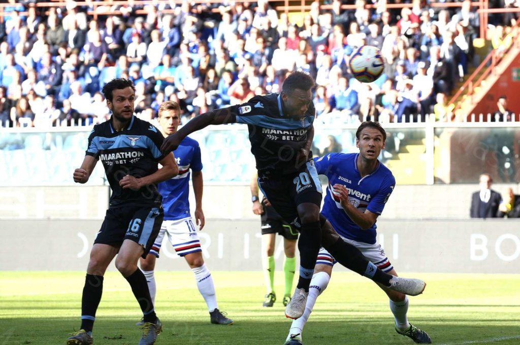 28/04/2019, Campionato di Calcio di Serie A 2018/19, Sampdoria-Lazio