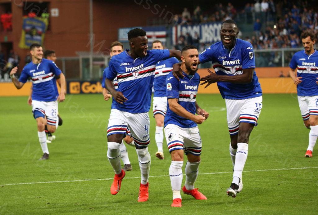 26/05/2019, Genova, Campionato di Calcio di Serie A 2018/19 Sampdoria-Juventus