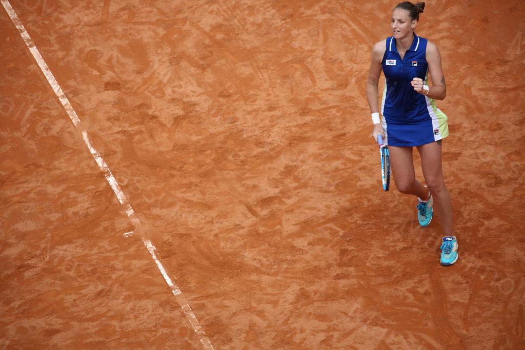 19/05/2019, Roma, Internazionali BNL d' Italia, Finale femminile, Johanna – Karolina Pliskova