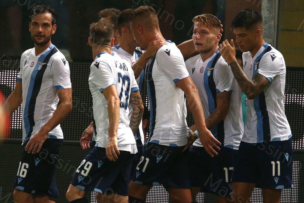 25/08/2019, Genova, Campionato di Calcio di Serie A 2019/2020, Sampdoria-Lazio