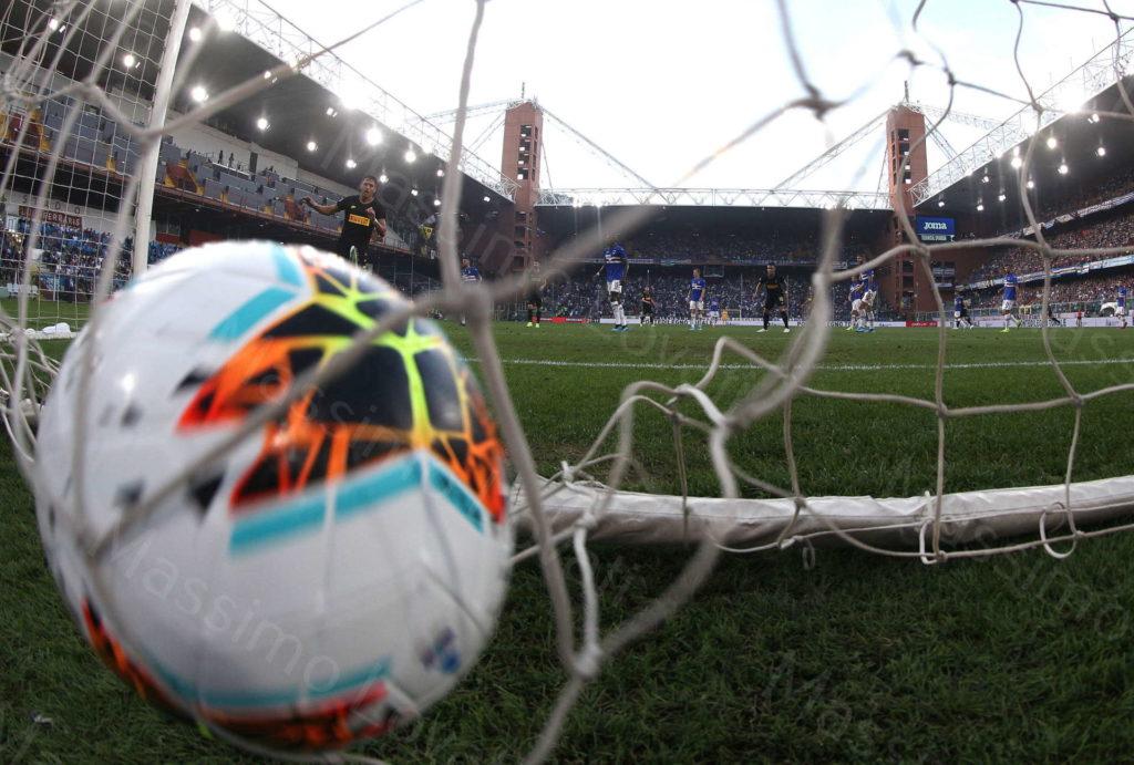 28/09/2019, Genova, Campionato di calcio di Serie A 2019/20, Sampdoria-Inter
