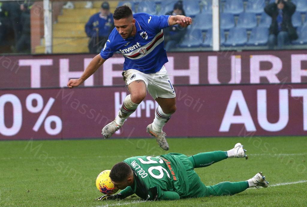 10/11/2019, Genova, Campionato di Calcio di Serie A 2019/20, Sampdoria-Atalanta