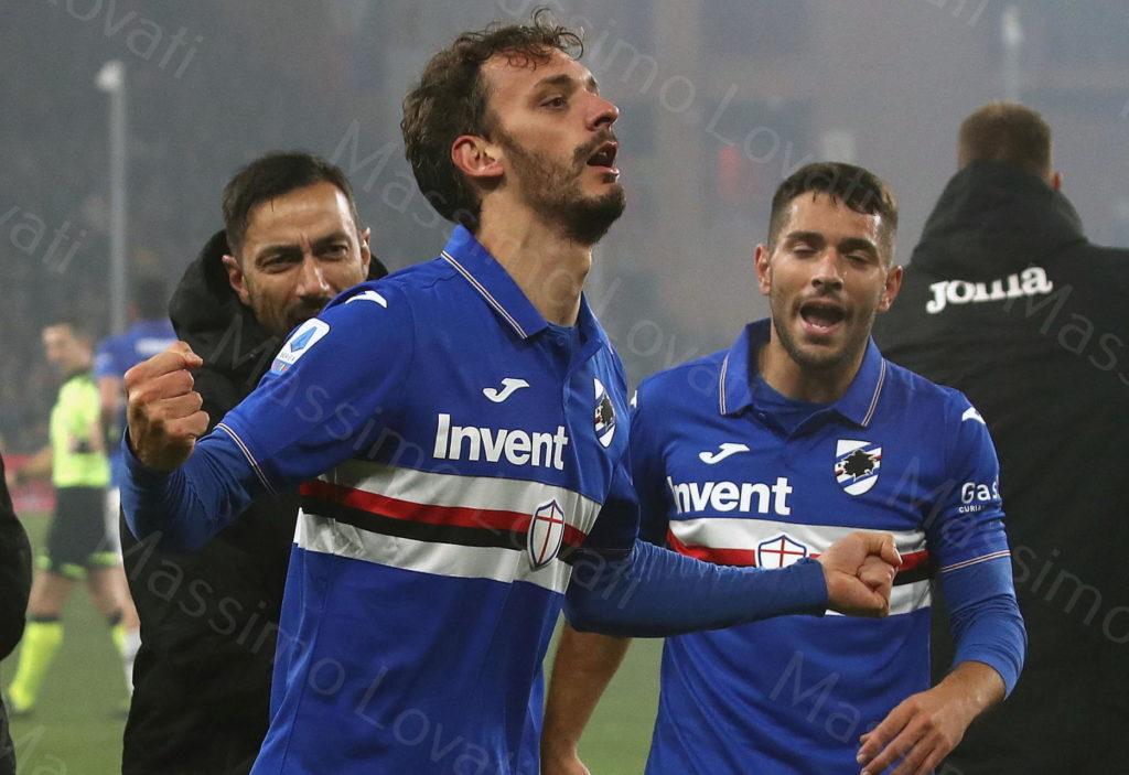 14/12/2019, Genova, Campionato di Calcio di Serie A 2019/20, Genoa – Sampdoria
