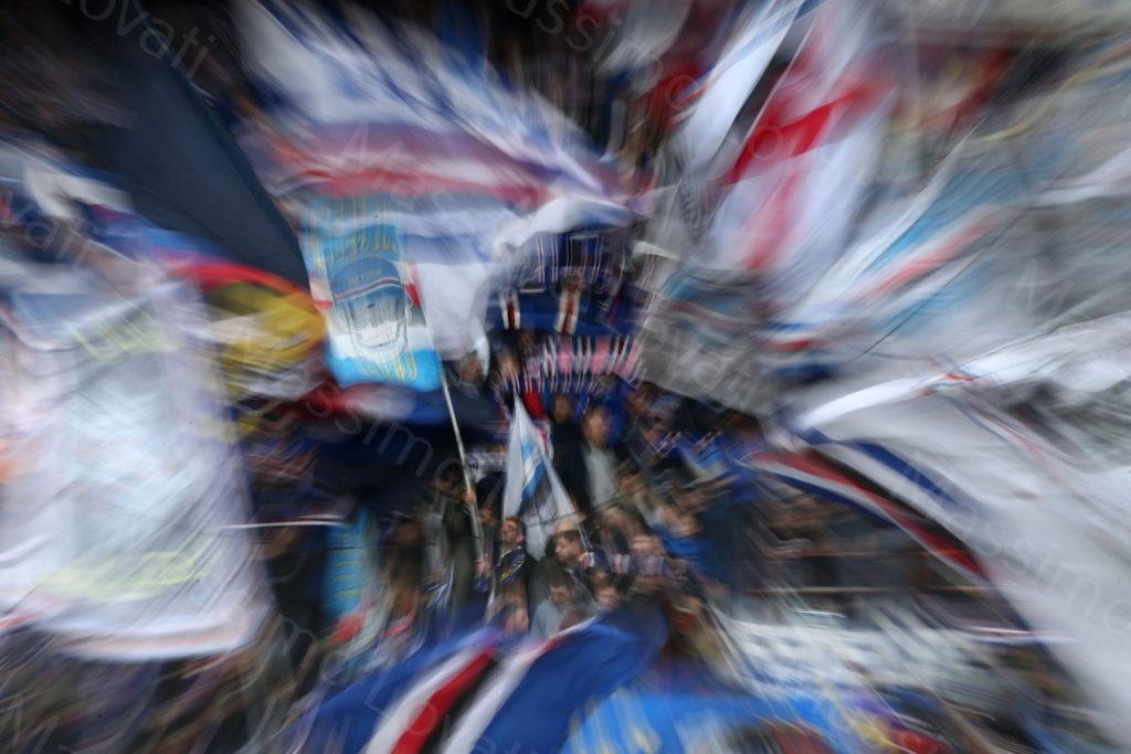 26/01/2020, Genova, Campionato di Calcio di Serie A 2019/20, Sampdoria-Sassuolo