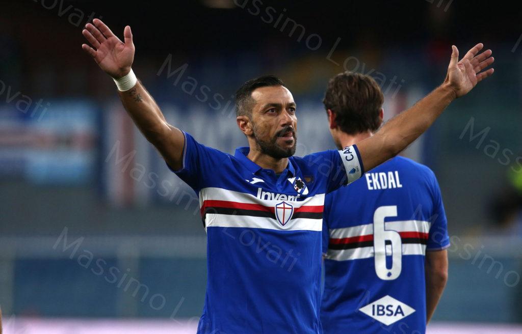 12/01/2020, Genova, Campionato di Calcio di Serie A 2019/20, Sampdoria-Brescia
