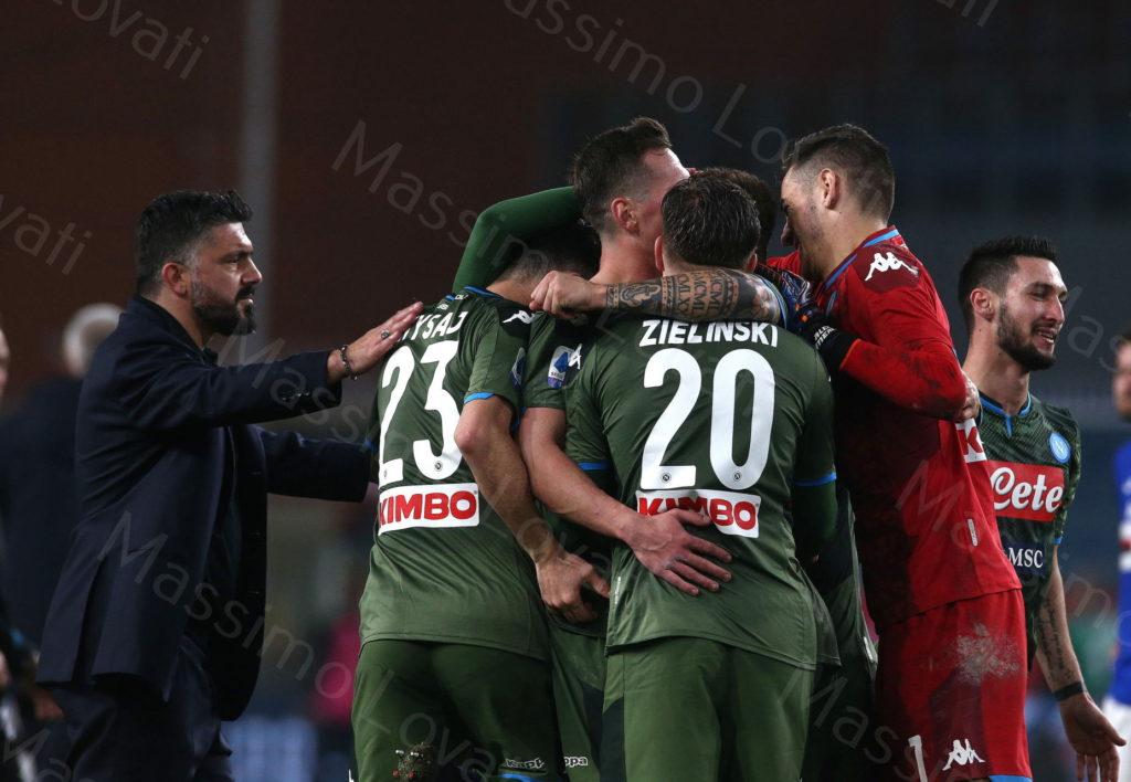03/02/2020,Genova, Campionato di Calcio di Serie A 2019/20, Sampdoria-Napoli