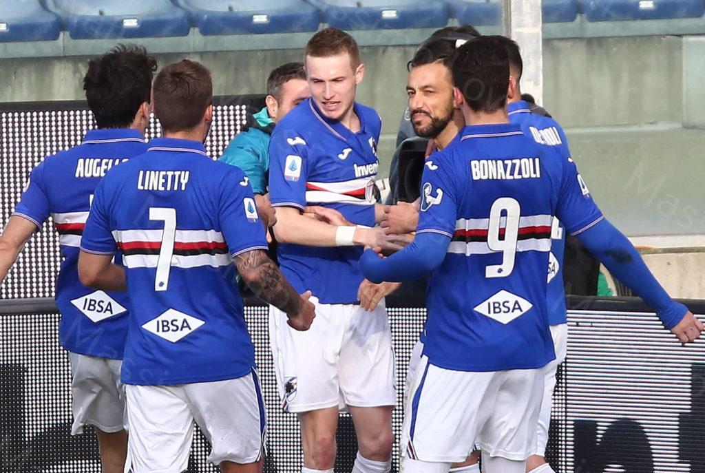 08/03/2020, Genova, Campionato di Calcio di Serie A 2019/20, Sampdoria-Verona