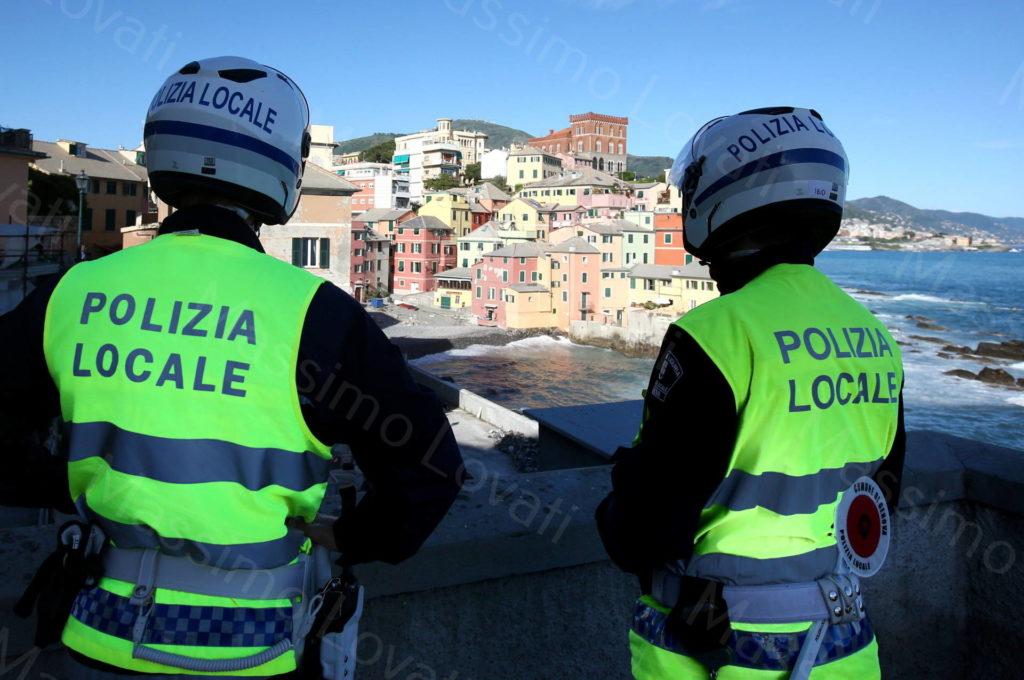 02/05/2020, Genova, I Genovesi in attesa della Fase due dell'Emergenza Sanitaria