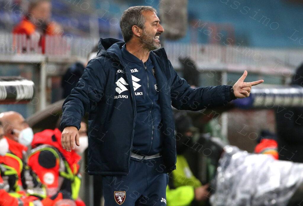 04/11/2020, Genova, Campionato di Calcio di Serie A 2020/21, Genoa- Torino