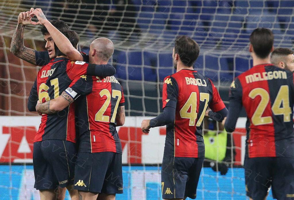 26/11/2020, Genova, Coppa Italia, Sampdoria – Genoa