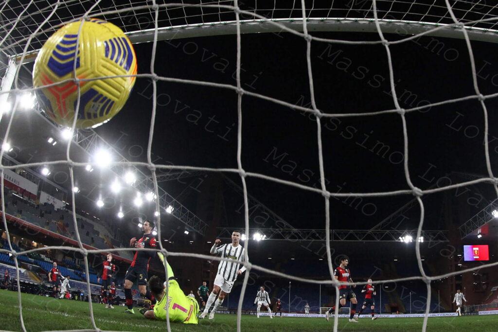 13/12/2020, Genova, Campionato di Calcio di Serie A 2020/2021, Genoa-Juventus