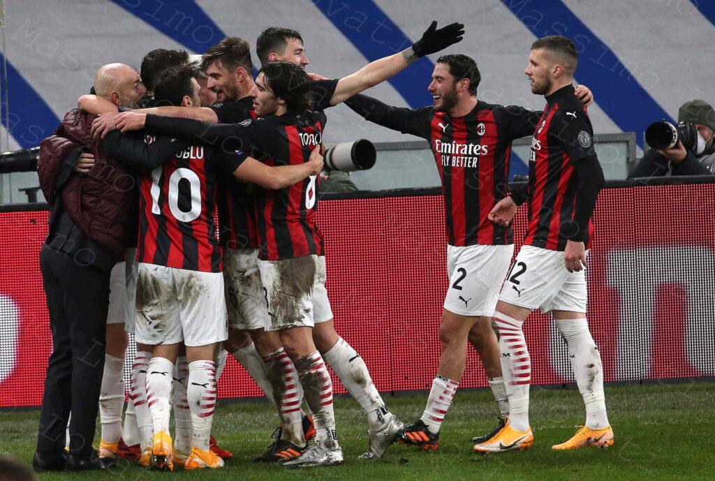 06/12/2020, Genova, Campionato di Calcio di Serie A 2020/2021, Sampdoria-Milan