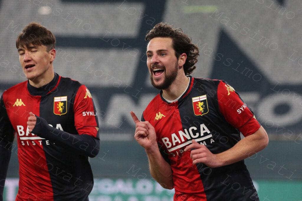 09/01/2021, Genova, Campionato di Calcio di Serie A 2020/2021, Genoa-Bologna