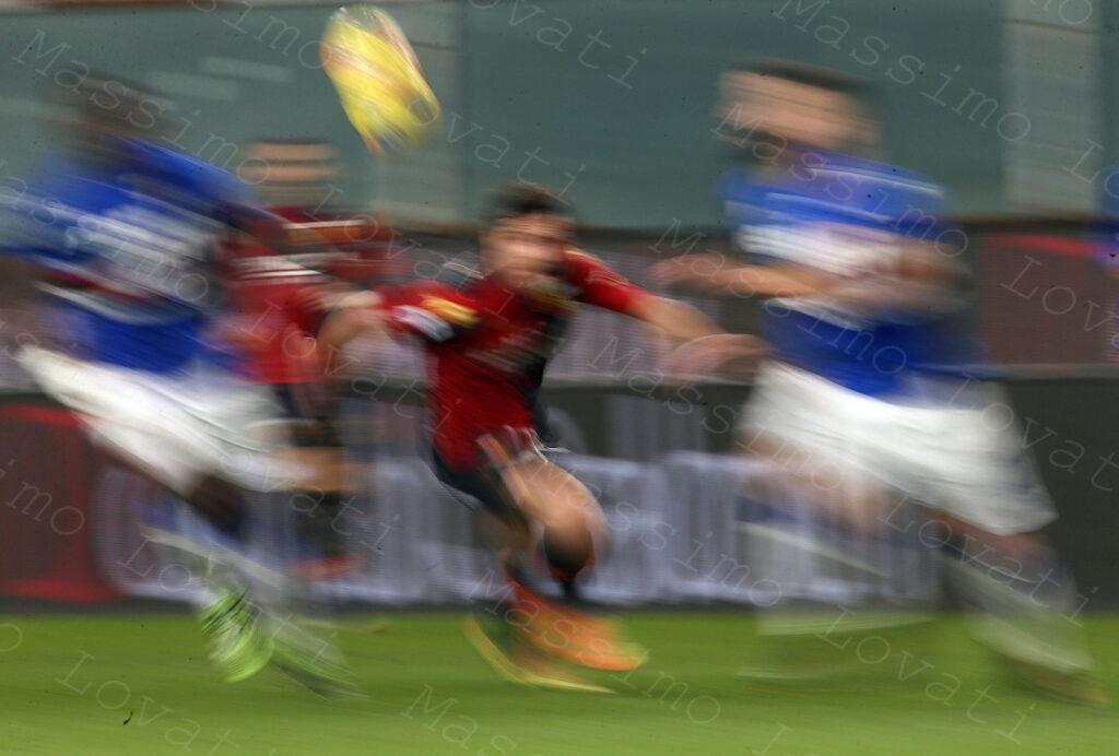 03/03/2021, Genova, Campionato di Calcio di Serie A 2020/2021, Genoa-Sampdoria, Derby della Lanterna