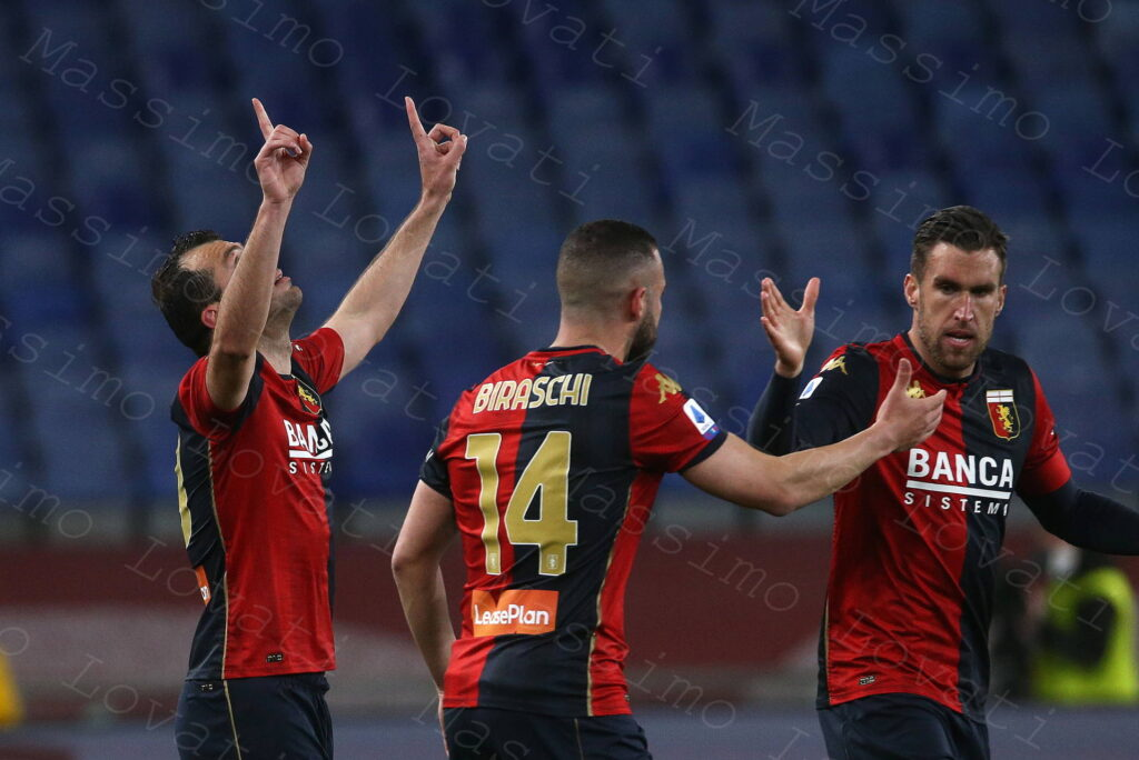 13/03/2021, Genova, Campionato di Calcio di Serie A 2020/2021, Genoa-Udinese