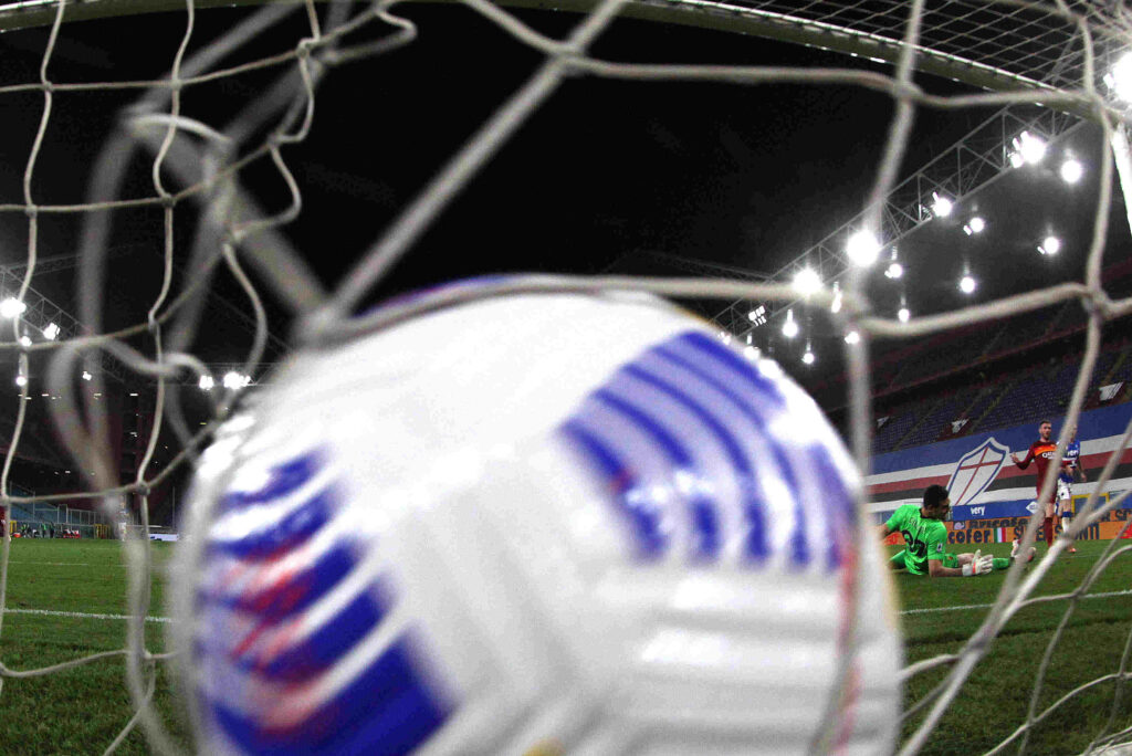 02/05/2021, Genova, Campionato di Calcio di Serie A 2020/2021, Sampdoria-Roma