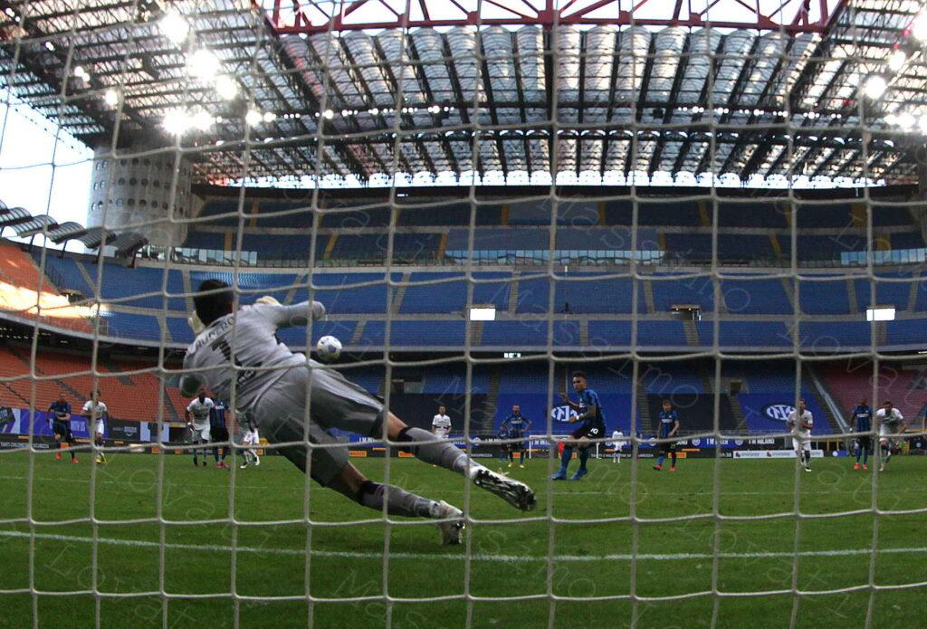 08/05/2021, Milano, Campionato di Calcio di Serie A 2020/2021, Inter-Sampdoria