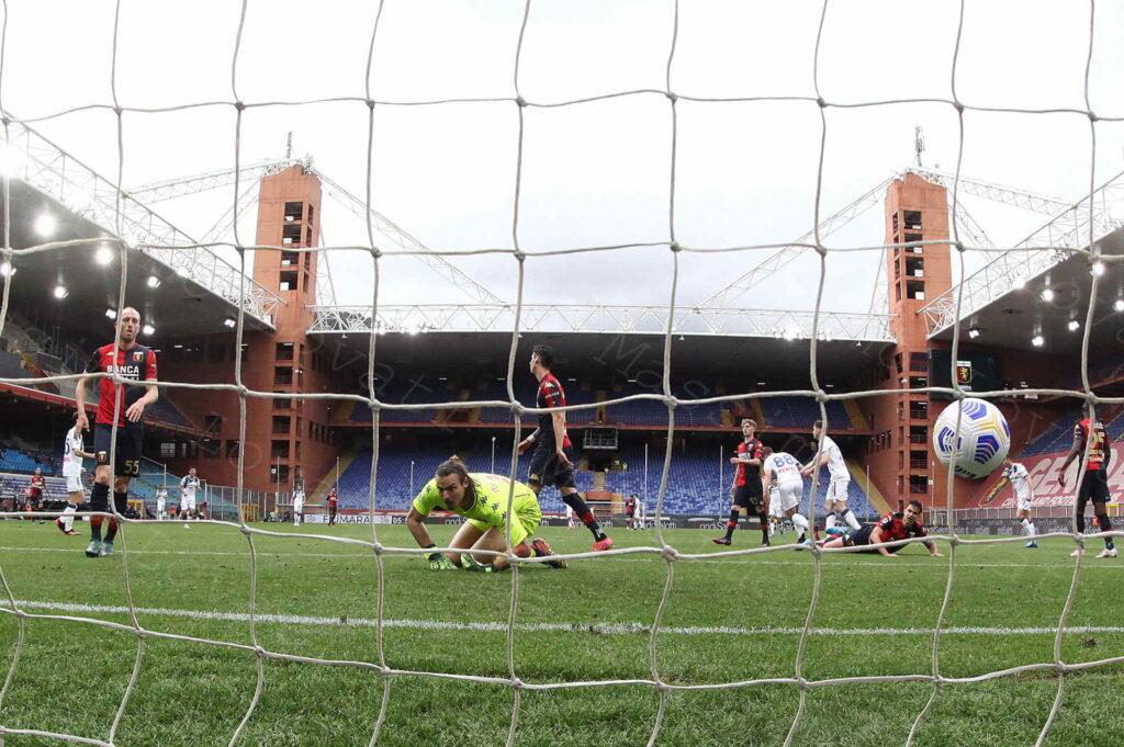 15/05/2021, Genova, Campionato di Calcio di Serie A 2020/2021, Genoa-Atalanta