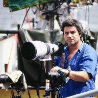 1992 Olimpiadi di Barcellona, con Canon 400mm f 2,8 e fotocamere remotate