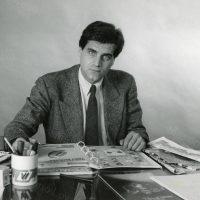 1985 MILANO  Responsabile Immagine Grafica e Fotografica  per Associazione Italiana Football Americano