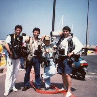 1987 St Tropez Europei di Off Shore con Brenna Maggi e Re Fraschini