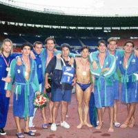 1995 Campionati Europei di Nuoto con la Nazionale Italiana di pallanuoto