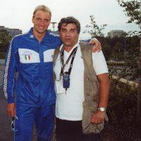 2000 Helsinki, Campionati Europei di nuoto con Osolino