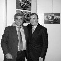 2005 Genova Palazzo Ducale Mostra Modificazioni Percettive con Prof Costa il medico dei piloti del Motomondiale