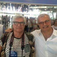 2017 Torino Final Six Waterpolo men con Sandro Campagna all. Nazionale Italiana Pallanuoto